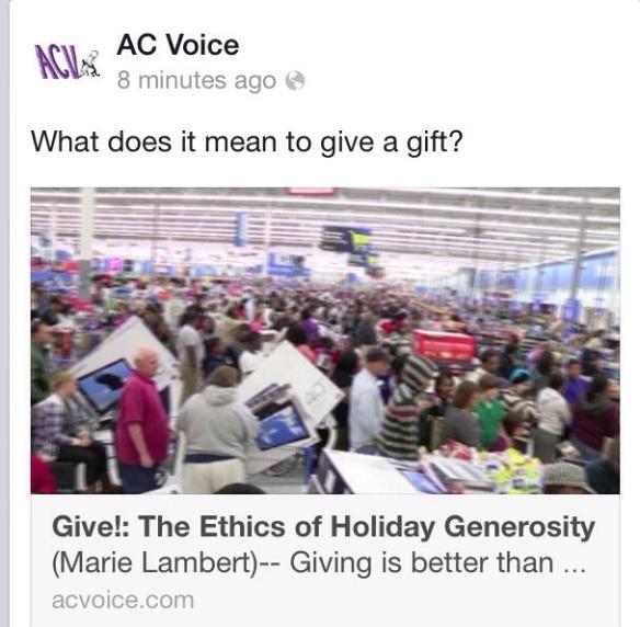 acvoice gift
