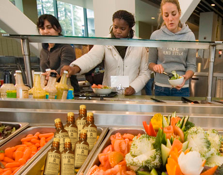 Schön Dining Services Adds Exciting New Options: Bacon Avocado Sandwiches, Poison