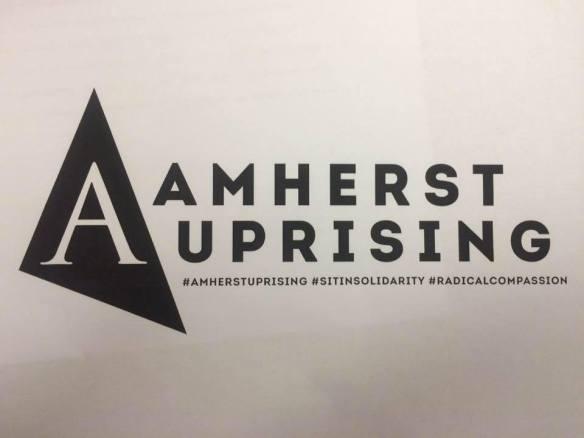 amherst uprising